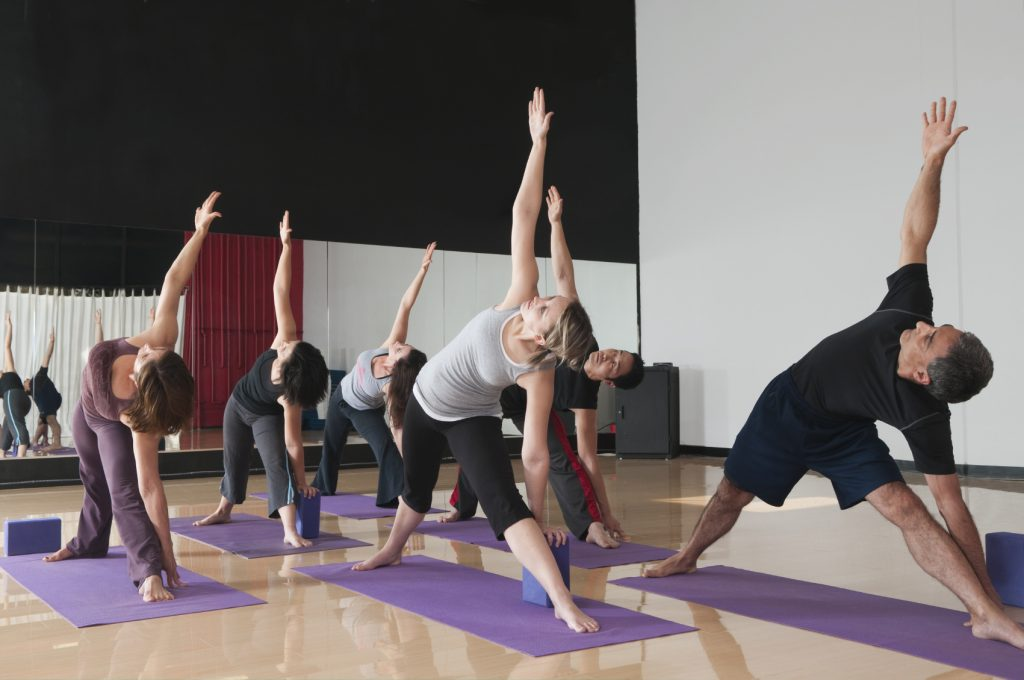 Level 1 yoga training course