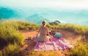 Replenishing yoga retreat